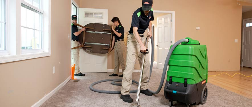Hesperia, CA residential restoration cleaning